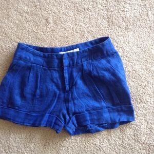 Zara Linen Short